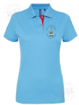 Women's Fitted Contrasting polo from £17.99